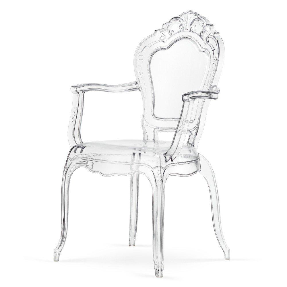 Krzesło Latina Louis Ghost